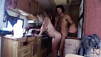 Bld wife hardcore banged in a camper - 9Club.Top