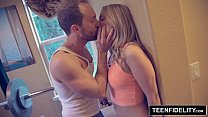 TEENFIDELITY Karla Kush Squirts and Facialed - 9Club.Top