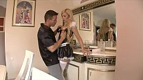 Blonde Maid Fucked In Ass By Owner