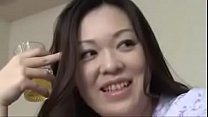 Japanese Step Mom with Son Drink And Fuck) Image
