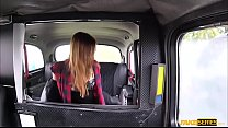 Redhead Chelsy trades sex for a ride preview image