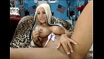 Free download video bokep Gorgeous Blond Big Tits Shaved Pussy Teen Tan Skin