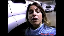 MILF Gives Head at the Parking Lot
