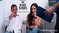 Husband Lets MILF Wife Fuck Cop For A Bail- Sheena Ryder