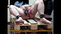 masokero - BDSM - Femdom - CBT - Pins & penis spanking with a rubber ruler