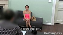 Casting HD Flexible young girl in casting