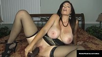Busty Milf Charlee Chase Opens Her Legs For Some Dildo Fun!'s Thumb