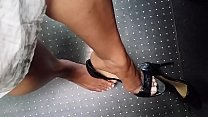 Cams4free.net - Sexy Bare Feet High Heels Shoeplay preview image