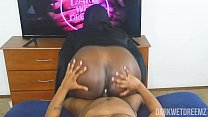 Another Corny ASF BBW Nun Roleplay Equipped With Dick Riding Action! | Clip thumbnail