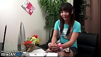 Japanese massage with cute 18yo turns in sex thumbnail