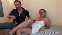 Amateur french arab milf hard analized double vaginal plugged and facialized