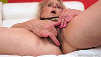 Hairy granny pussy fucked hard Preview