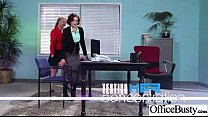Sex In Office With Busty Slut Nasty Girl Video-20