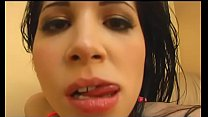 Hottest Rebeca Linares is trying black dick anal after white cock fucking