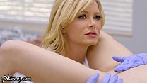GIRLSWAY Doctor MILF Diagnosed Teen with Squirt...