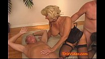 Grandma's FILTHY FAMILY ORGY pornhub video