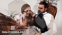 Sneaky Sex - (Charles Dera, Lena Paul) - Plowing The Wedding Planner - Reality Kings Image