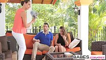 step mom lessons » Mind Your Manners starring Amirah Adara and Joel and Martina Gold clip thumbnail