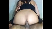 JIZZING OUT THE CUM FROM MY BUM, BIG BLACK DICK IS PLEASED video