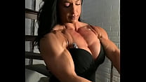 Big muscles girl  146