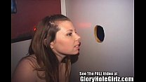 Cute Brunette Blowing Total Strangers At Local Tampa Gloryhole - download porn videos