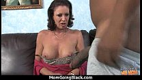 Mom craves for a big black cock 1