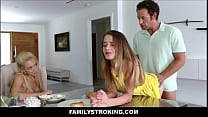 Teen Step Daughter Can Be Family Fucked By Step...