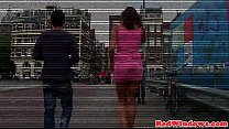 15941 Busty amsterdam hooker in threeway sucking preview