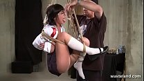Sex Swing Proves A Perfect Device For Dominant ...
