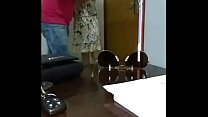 boss fucked her in office room & Hotwiferio thumbnail