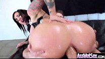 Anal Hard Sex Tape With Curvy Butt Oiled Girl (dollie darko) mov-14 image