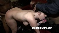PAwg virgo takes dick  gangbanged by romemajor don prince by hooded fuck's Thumb