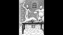 Dungeon terrors brutal extreme bondage bdsm toons art Preview