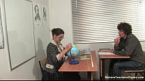 Russian mature teacher 5 - Irina (geography les... thumb