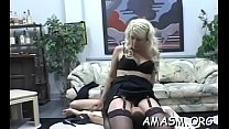 Chicks in female domination scenes smothering horny man pornhub video