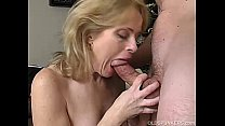 Sexy mature amateur enjoys a long hard fuck