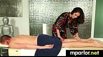 soapy massage at the massage parlor 9