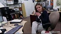 Foxy Business Lady Gets Fucked! Thumbnail
