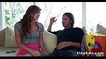 Really small teen pussy Alex Tanner 4 91 video