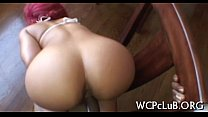 Whore gets holes drilled
