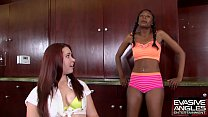 EVASIVE ANGLES My Sweet Black Ruby Fruit. Jodie Taylor Plays With Lesbians Of Different Races: Scene 5 With: Brandi Fox, Nikki Ford, Mya Lushes, Madison Blaze, Melody Jordan,