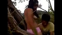 Lovers Recording Their Hard Fuck in Jungle 1903