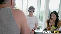 Emily Willis Fucks Her Boyfriend's Dad