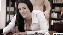 Get the fuck out off my office! - Angela White ... thumb