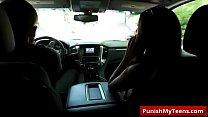 Submissived presents Driving Miss Rowe with Liza Rowe free video-01 thumbnail