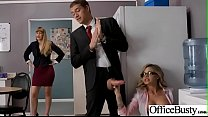 Hardcore Bang With Horny Big Tits Office Girl (...