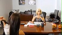 Horny Threesome With By Boss