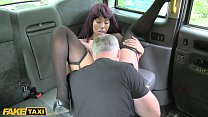 Fake Taxi Pretty Ebony Teen from London big ass...