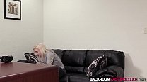 12871 Nubile blonde Elsa strips for anal fucking cum in mouth preview