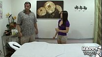 [420] Cute Little Asian Mika Kim Gives Old Man ...